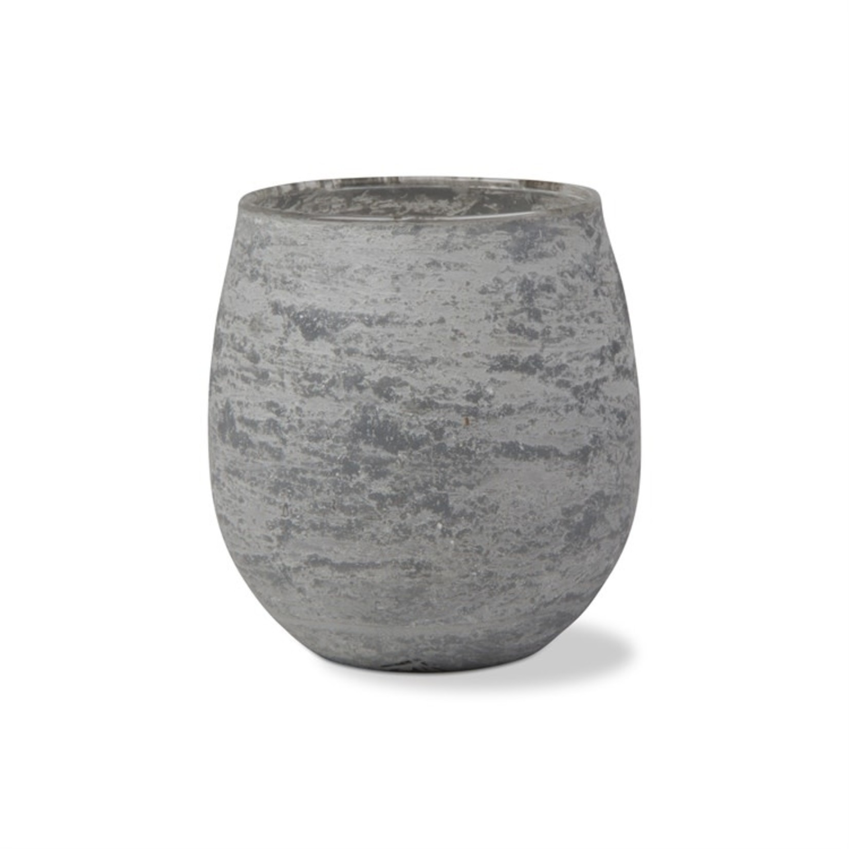 Citronella Candle, Gray