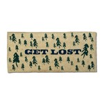 Get Lost Estate Doormat