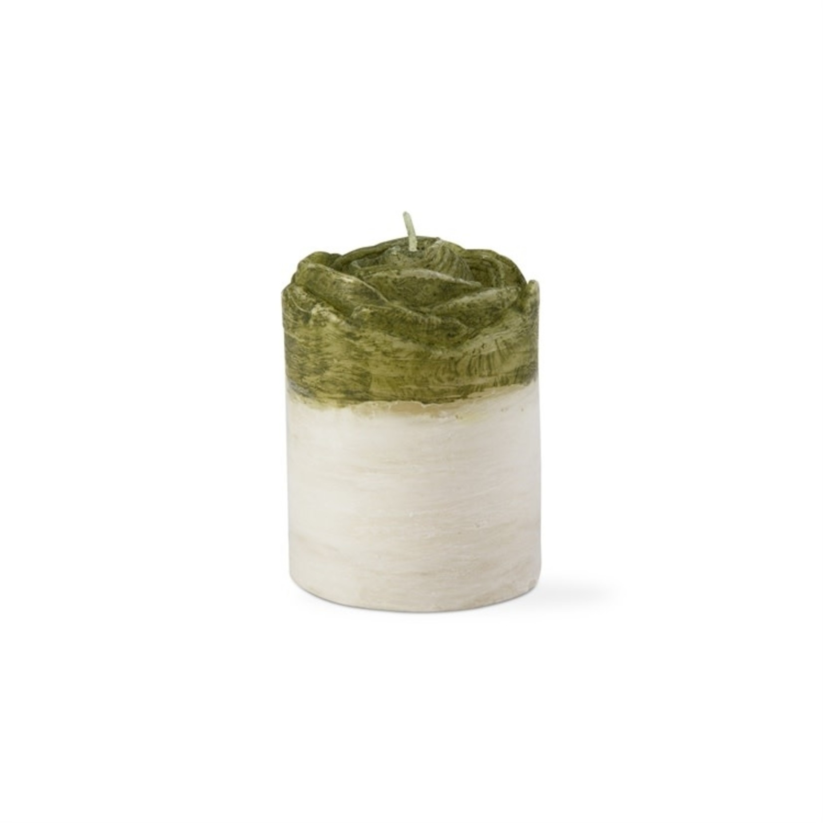Large Succulent Candle