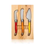 Sunnyside Cheese Knives & Cutting Board