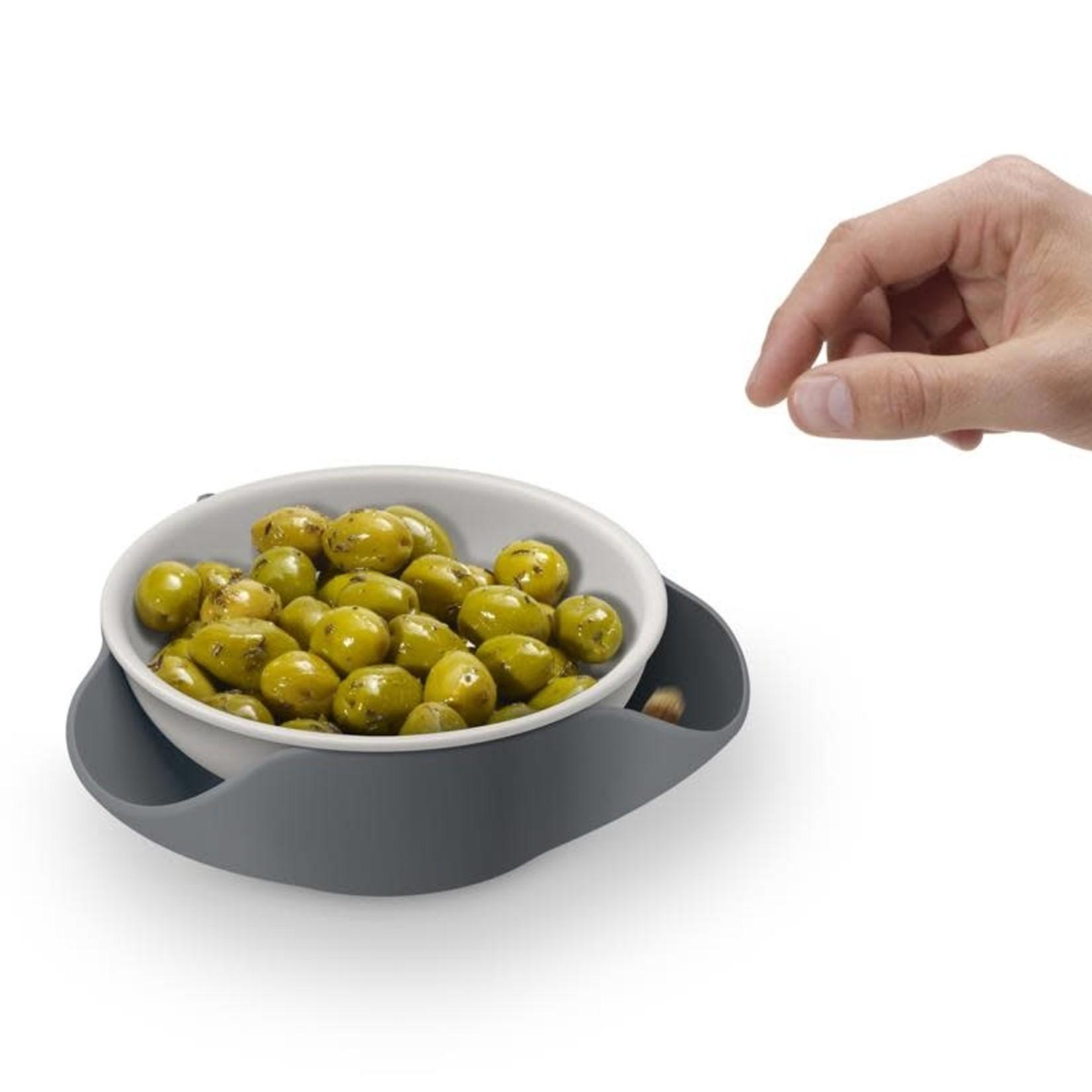 DoubleDish 2-tier Snack Bowl