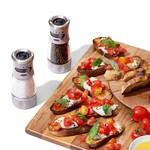 Adjustable Mess-Free Pepper Grinder