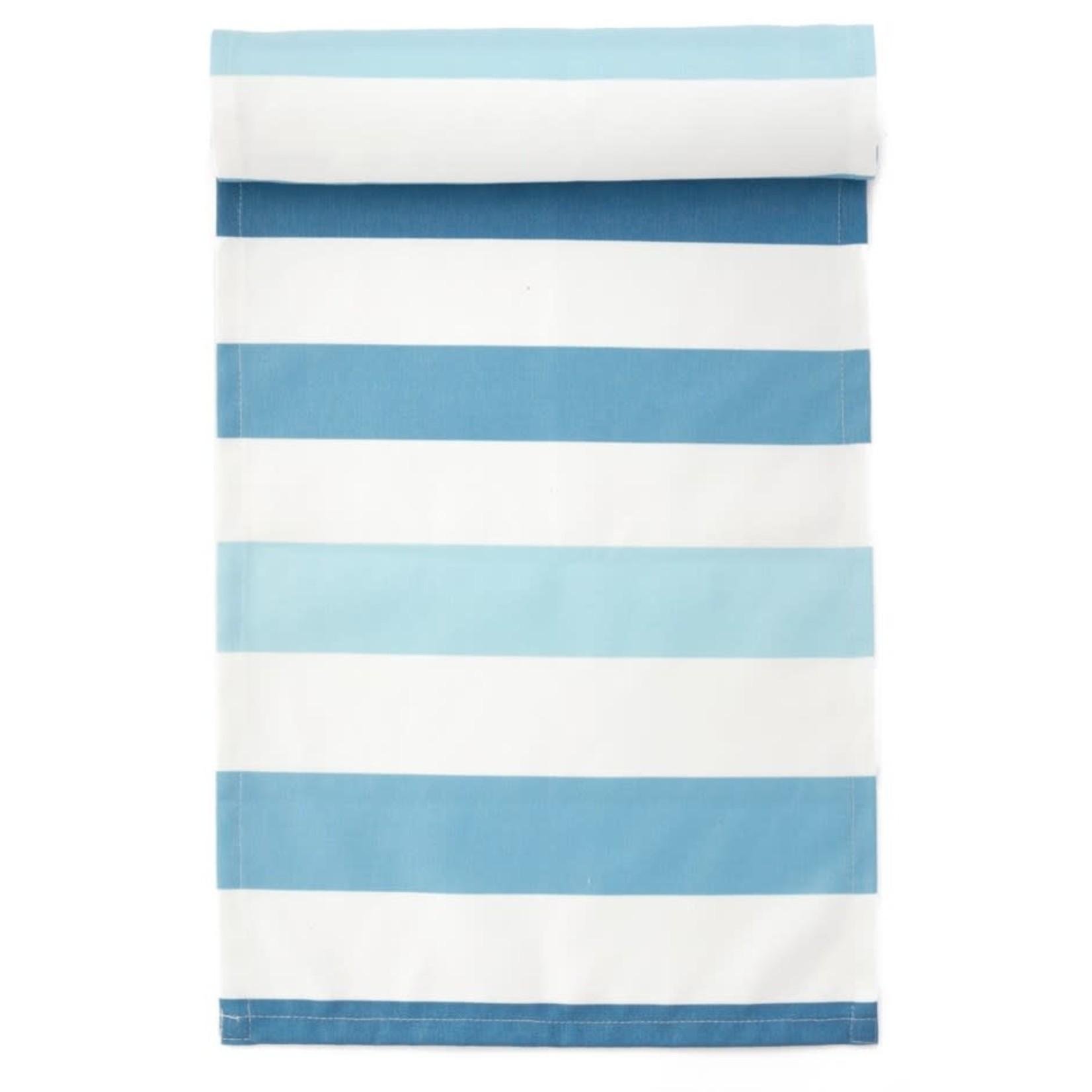 Blue Stripe Runner