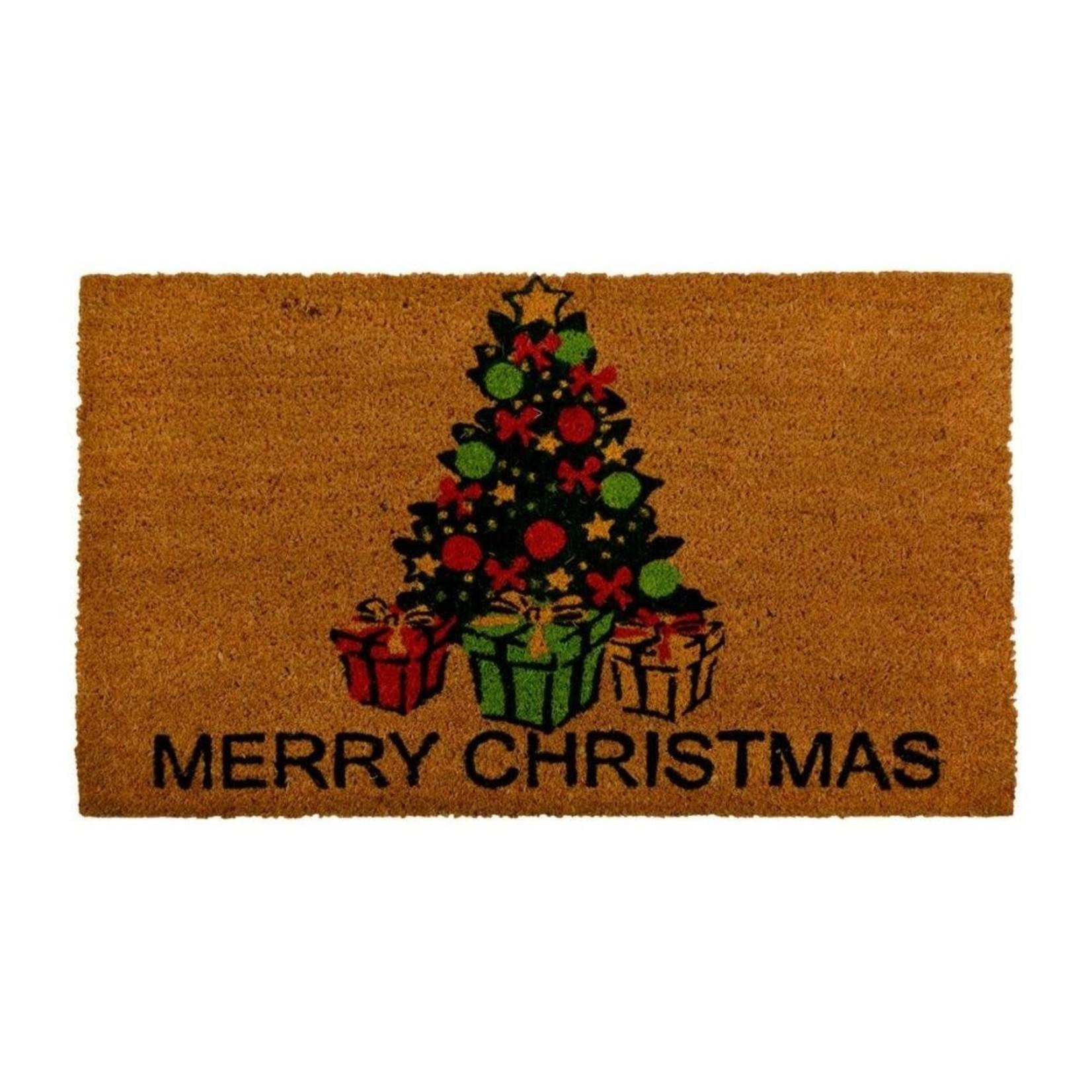 Christmas Tree Coir Mat