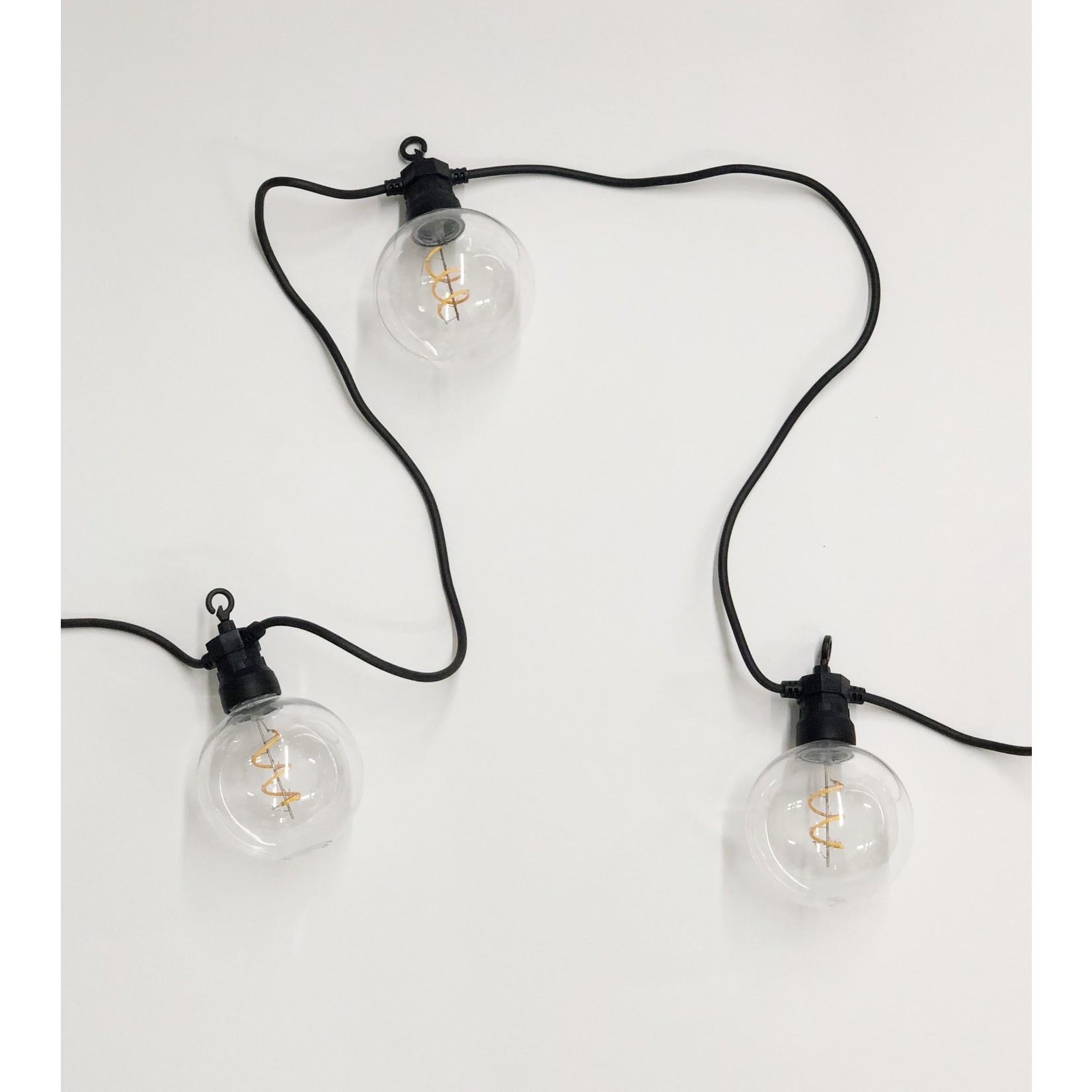 Jumbo Globe LED Light String