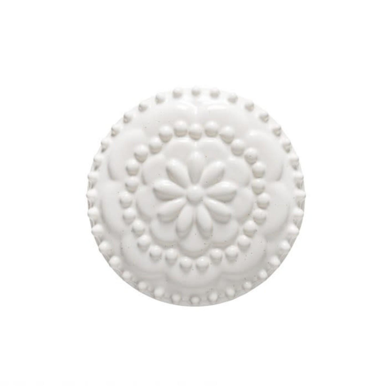 Fattoria White Round Baking Pan