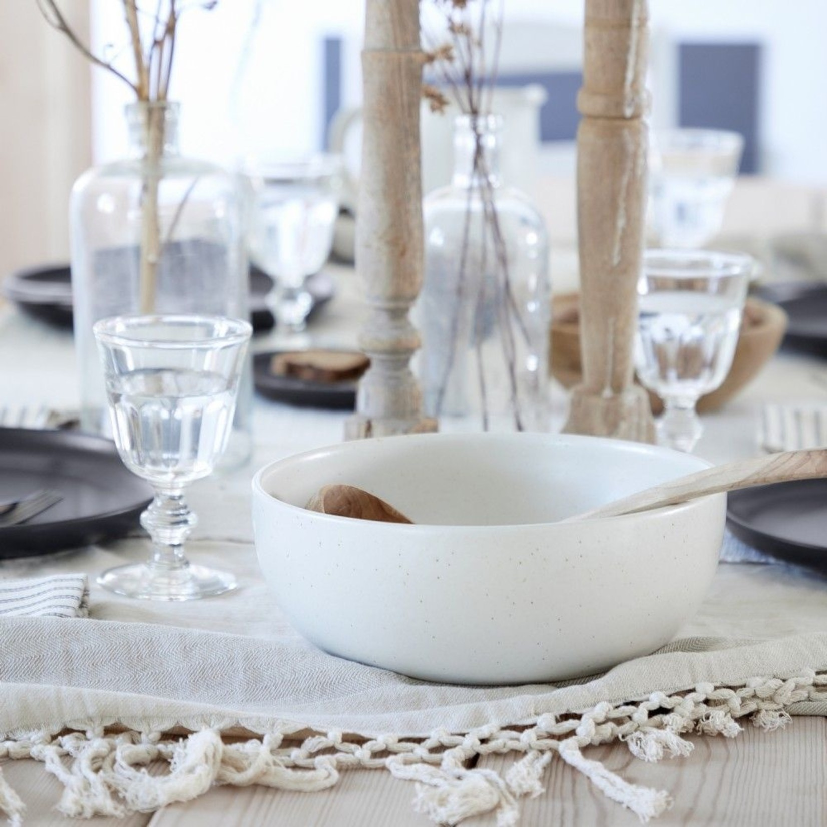 Pacifica Vanilla Serving bowl
