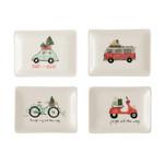 Christmas Vehicle Soap Dish
