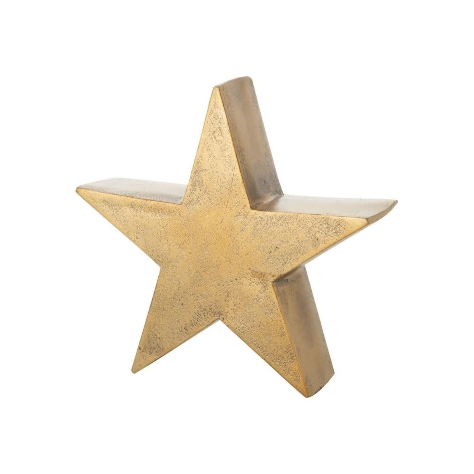 Bronze Table Star