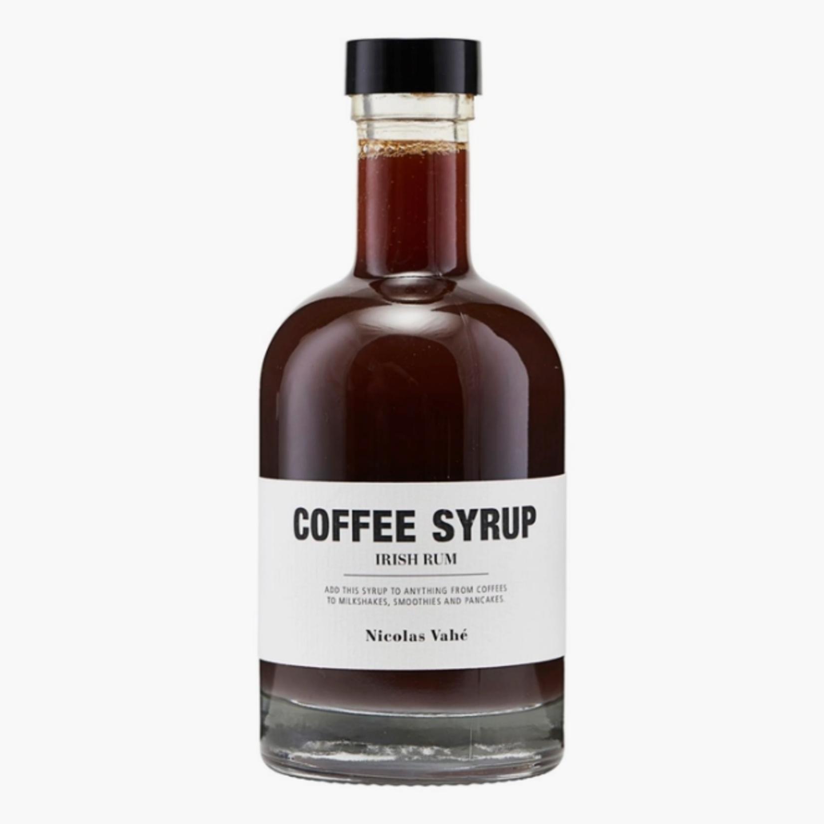 Irish Rum Syrup