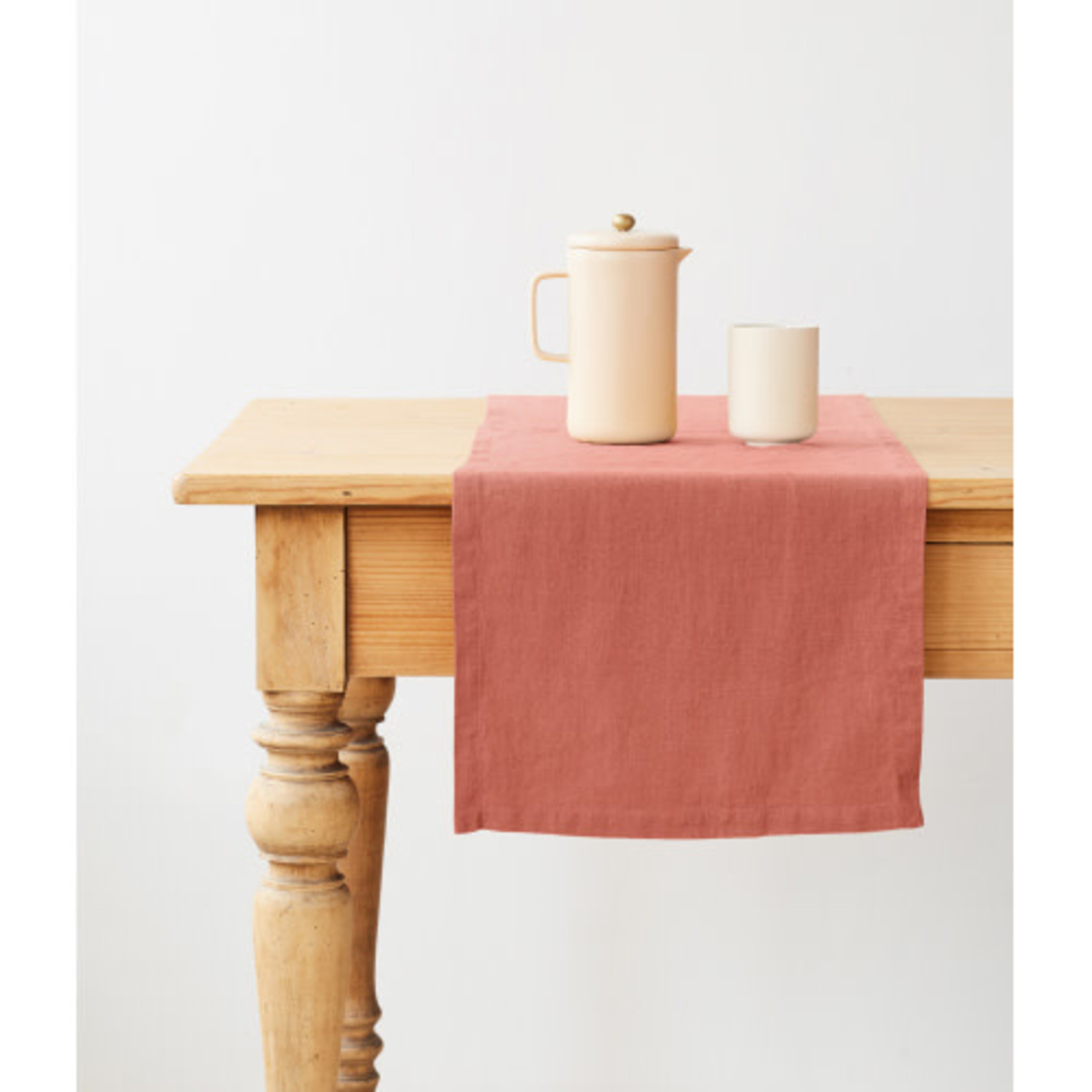 Apricot Table Runner