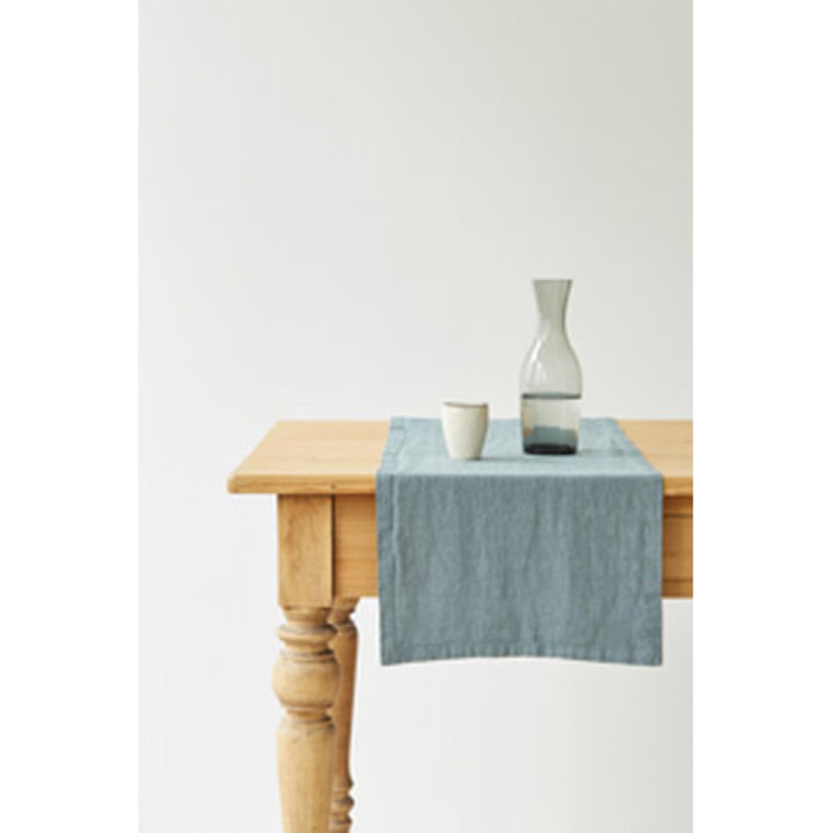 Blue Fog Table Runner