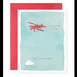 Adventure Anniversary Greeting Card