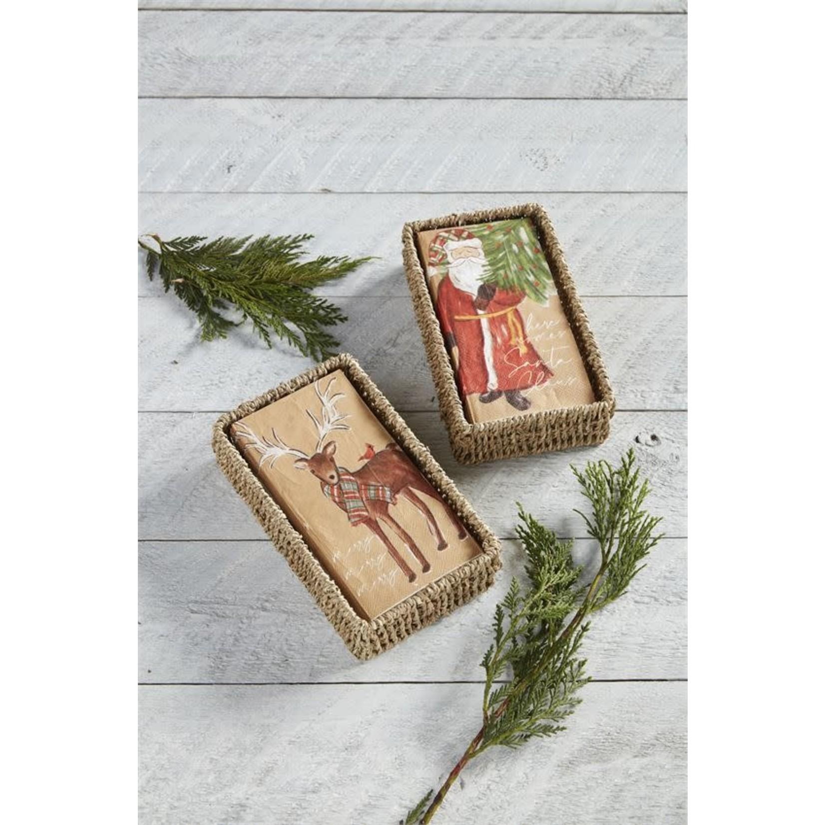 Christmas Powder Napkins (Multiple Options)