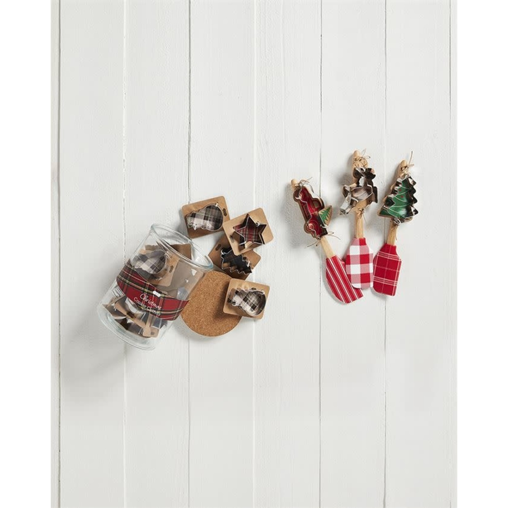 Christmas Cookie Cutters (Multiple Options)