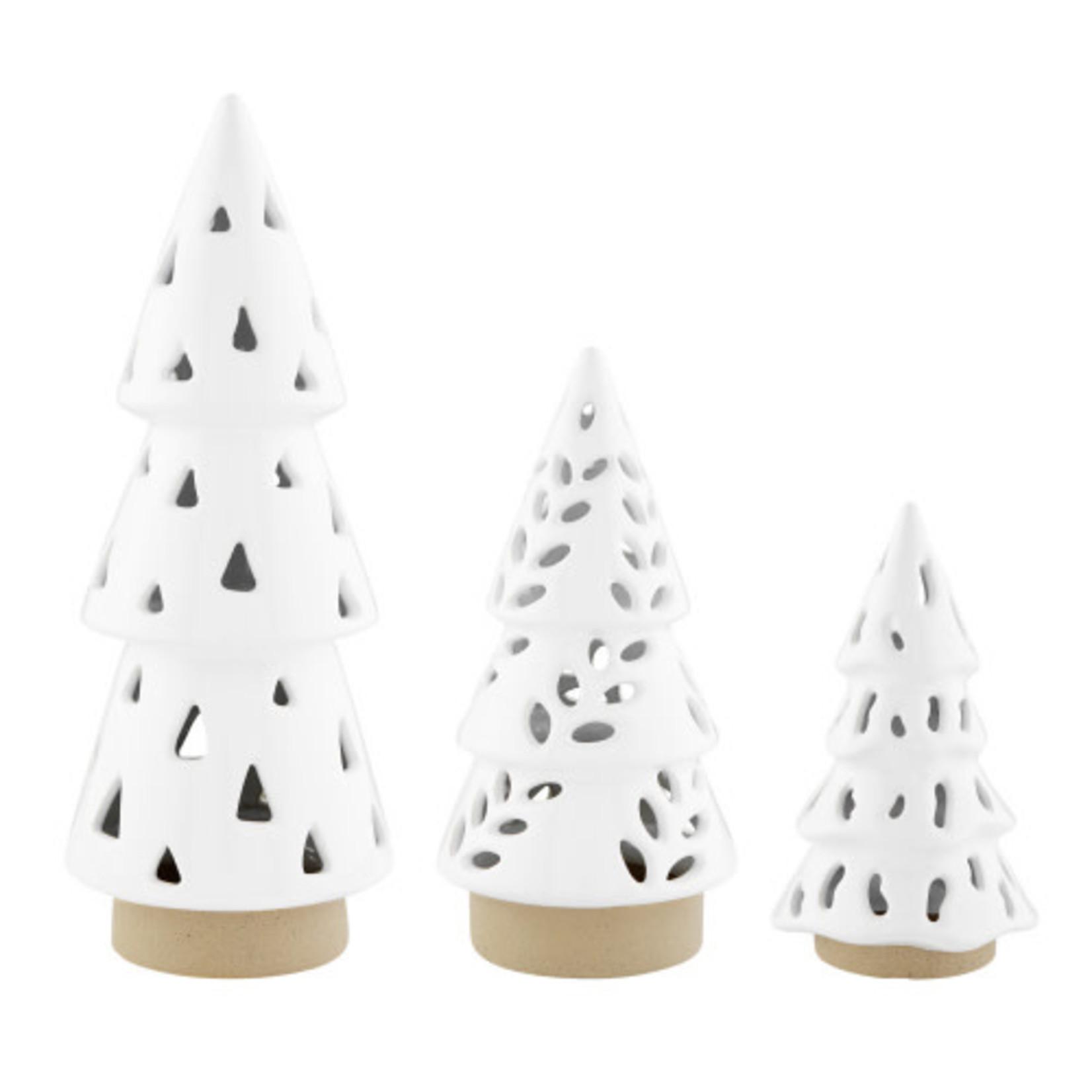 Ceramic Tree Lanterns (Multiple Sizes)