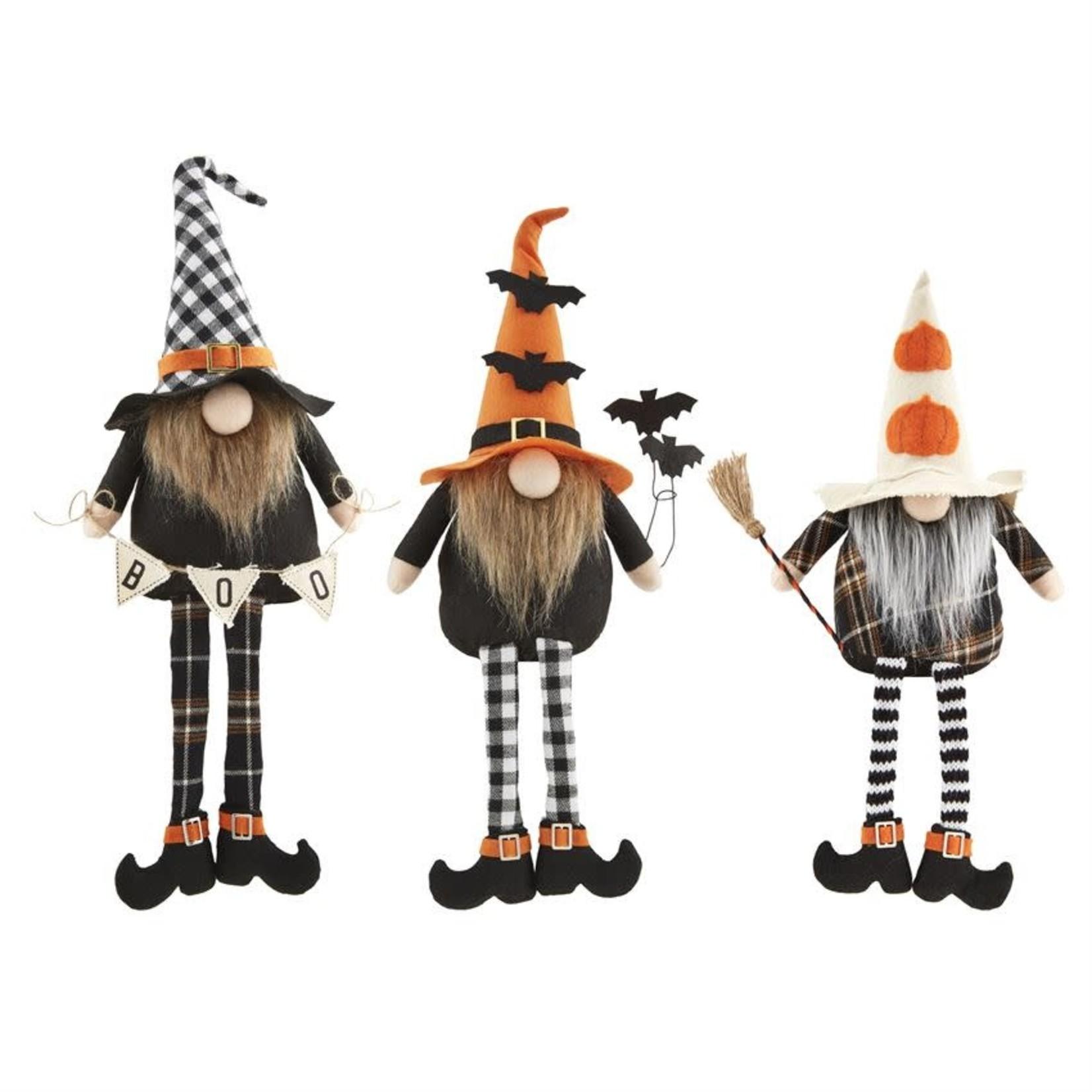 Halloween Dangle Leg Gnome (Multiple Options)