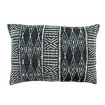 Indigo Dabu Lumbar Pillow