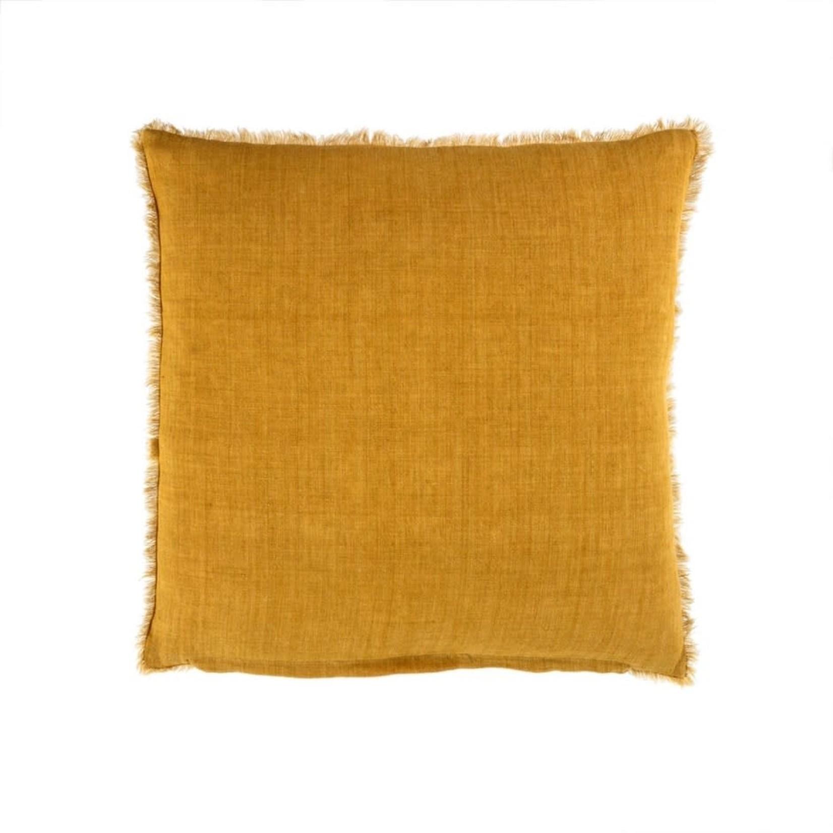 Lina Linen Pillow Honey
