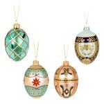 Ornate Egg Ornament (Multiple Options)