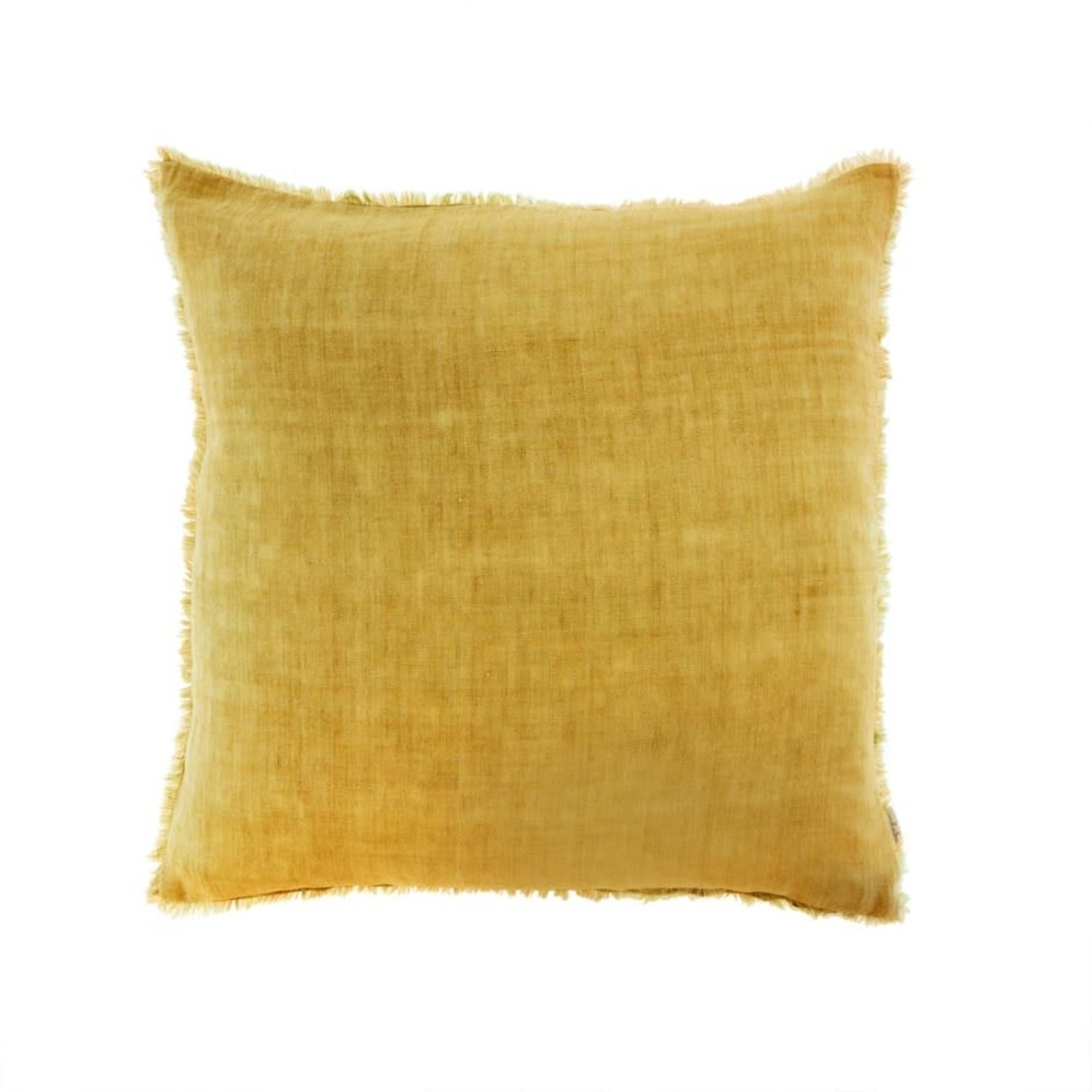 Lina Linen Pillow Camomille