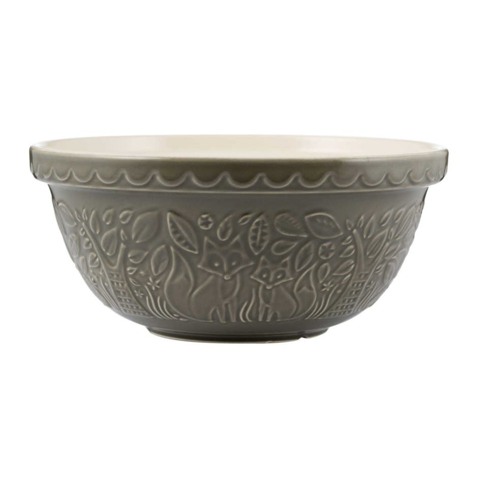 Forest Mixing Bowl Grey Fox 4L