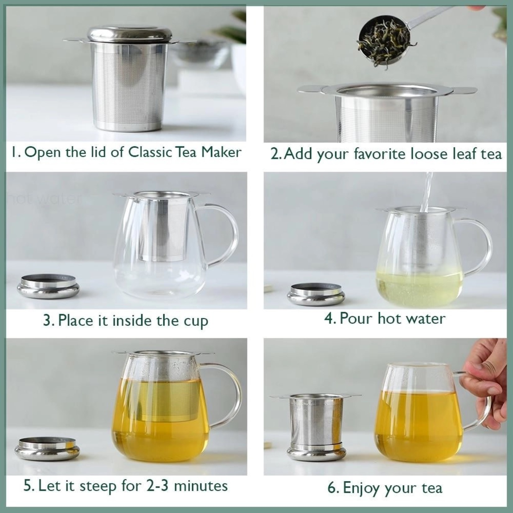 Classic Tea Infuser