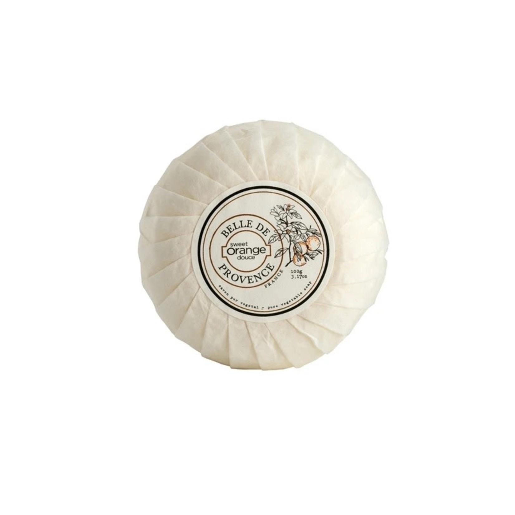 Belle de Provence Sweet Orange Soap