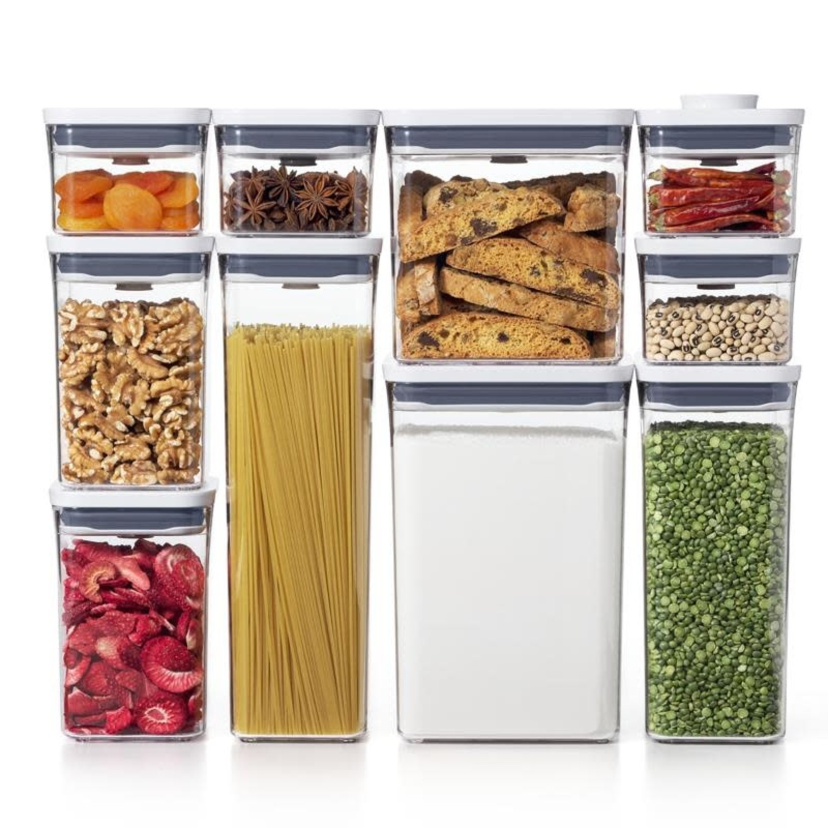 POP Containers 10 Piece Starter Set