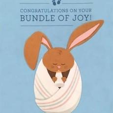 Greeting Card- Bundle of Joy (Philippines)