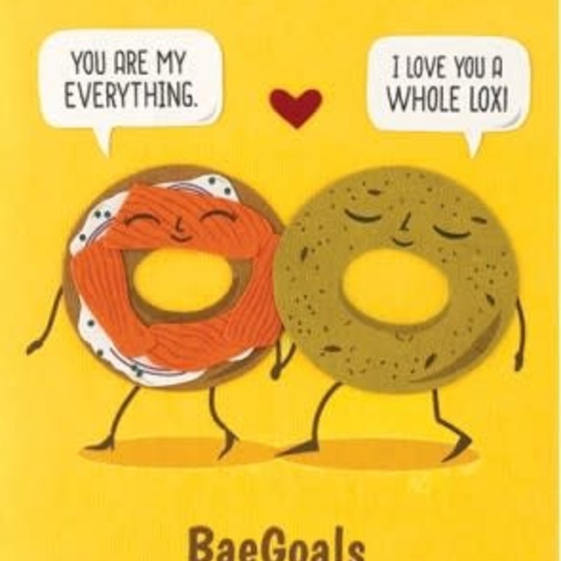 Greeting Card- Everything Bagel Love (Philippines)