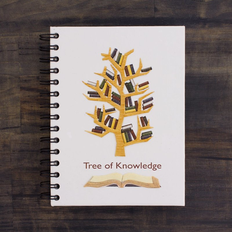 Notebook- Tree of Knowledge-Large (Sri Lanka)