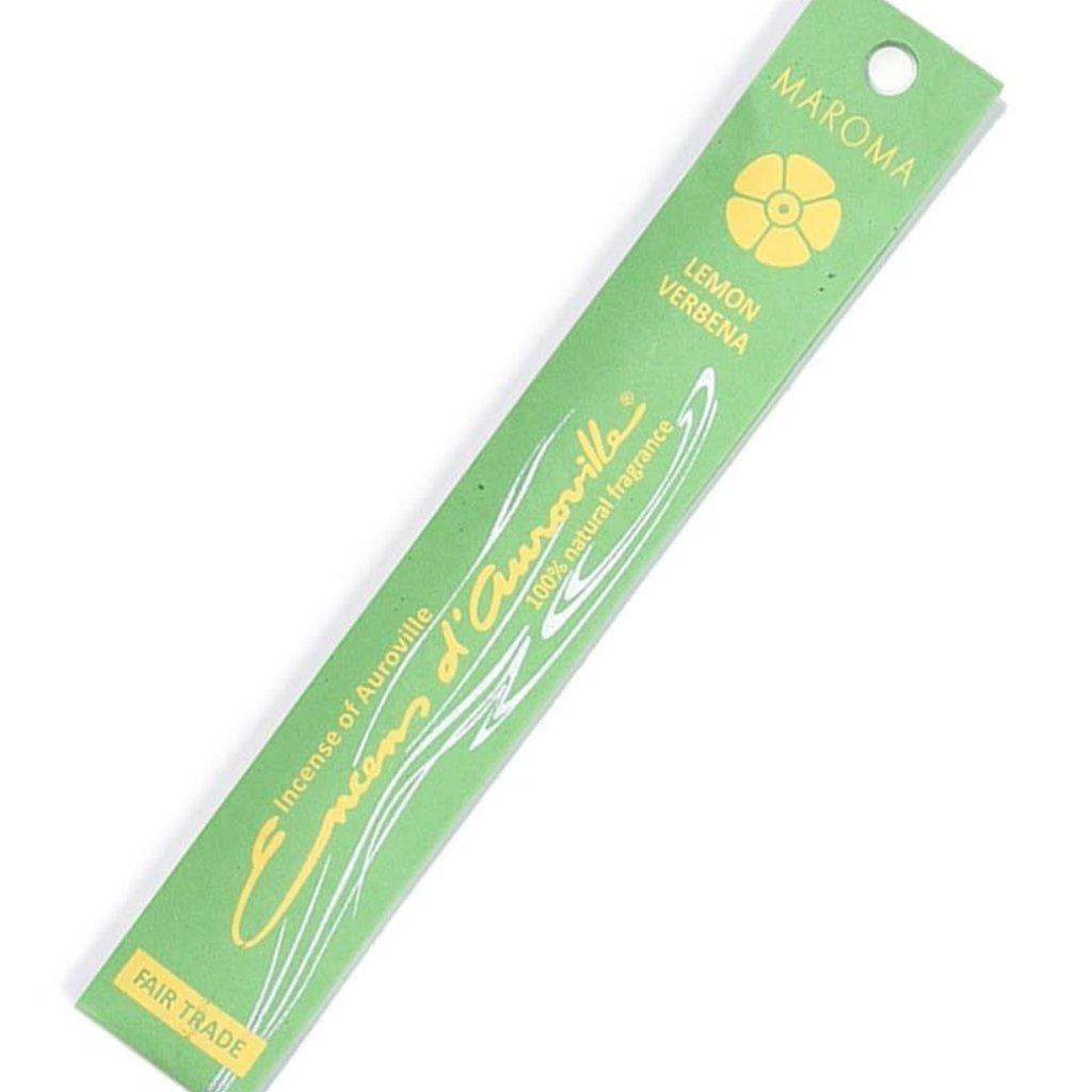 Incense- D'Auroville-Lemon Verbana (India)