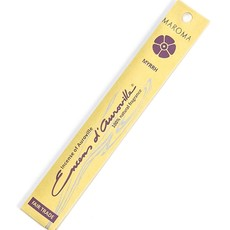 Incense- D'Auroville-Myrrh (India)
