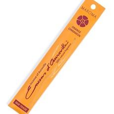 Incense- D'Auroville-Orange Cinnamon (India)