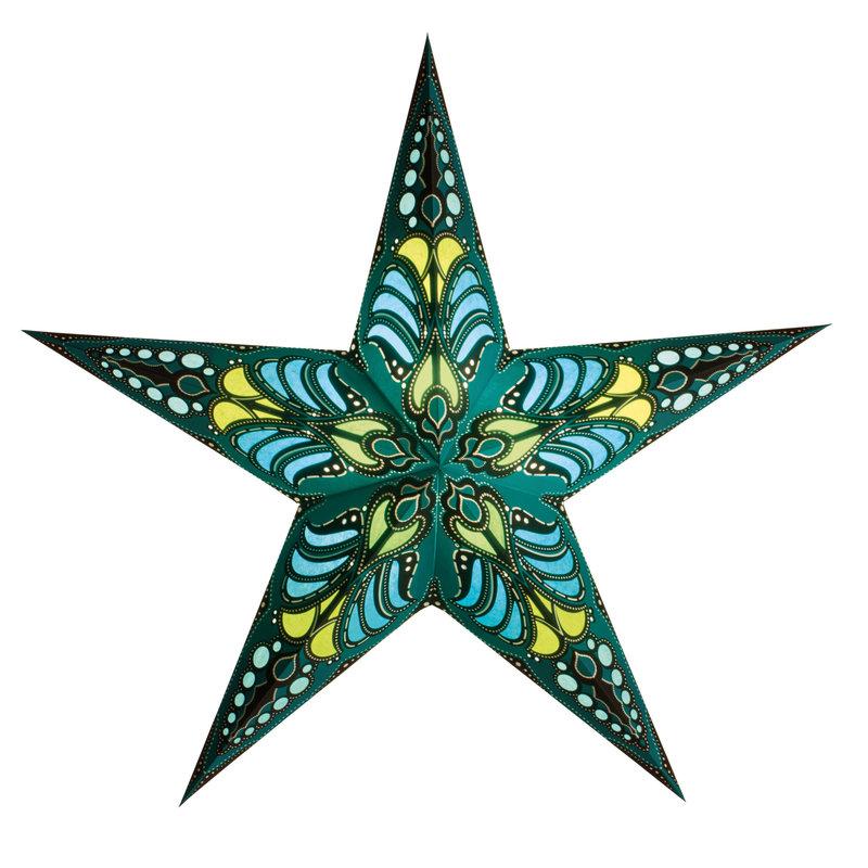 Starlightz- Ramadasa-Teal (India)