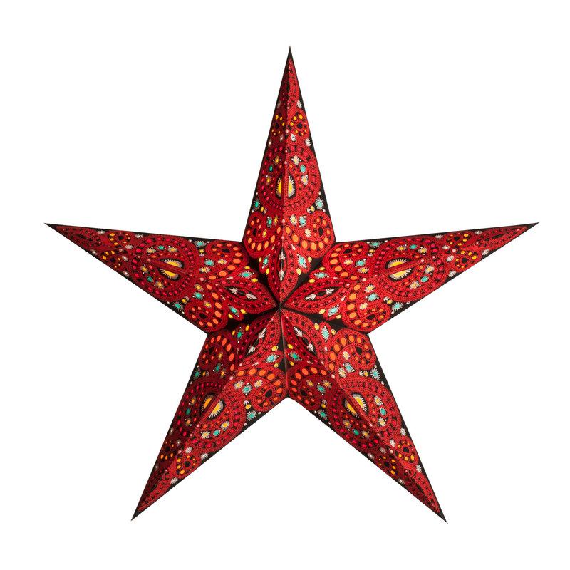 Starlightz- Diwali-Red (India)