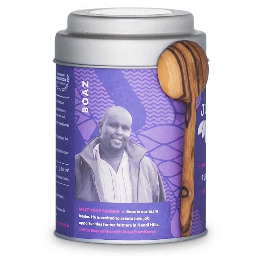 Tea- Purple Rain-Justea (Kenya)