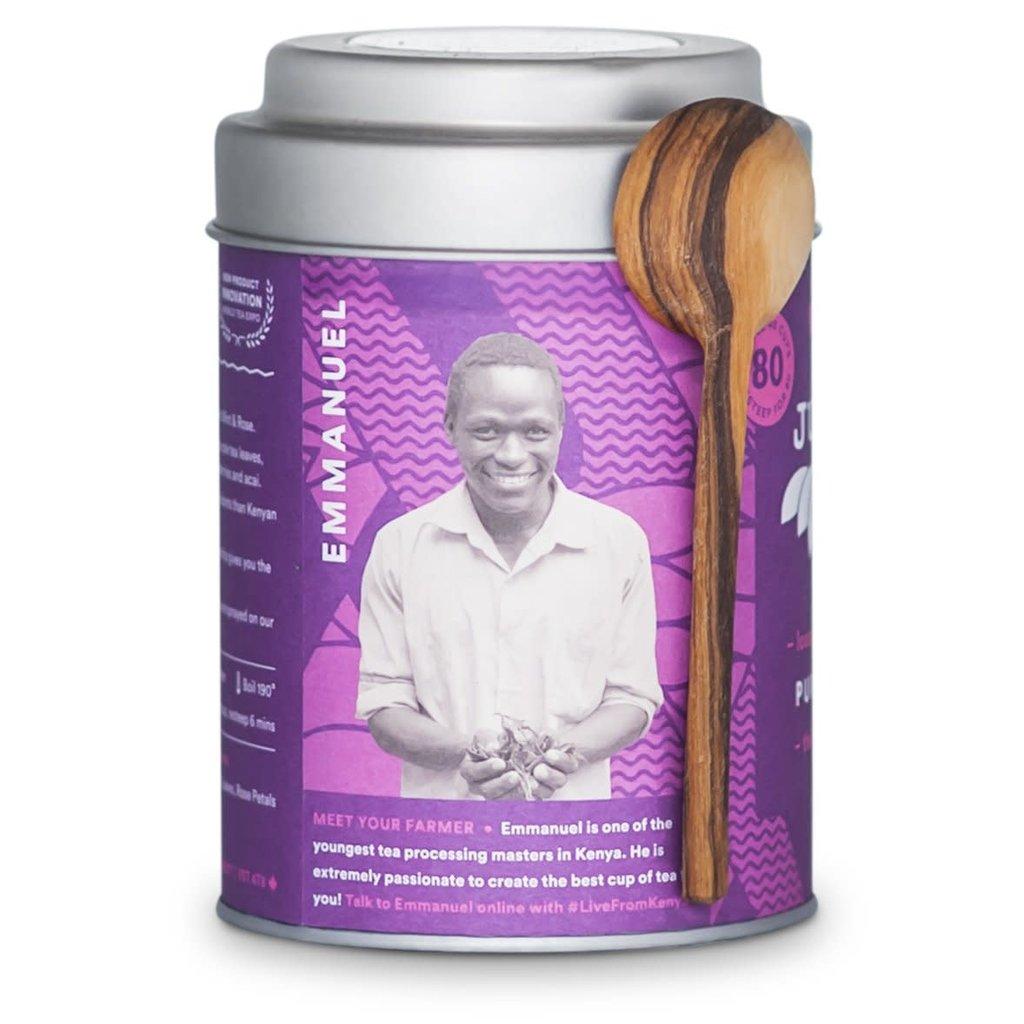 Tea- Purple Mint-Justea (Kenya)