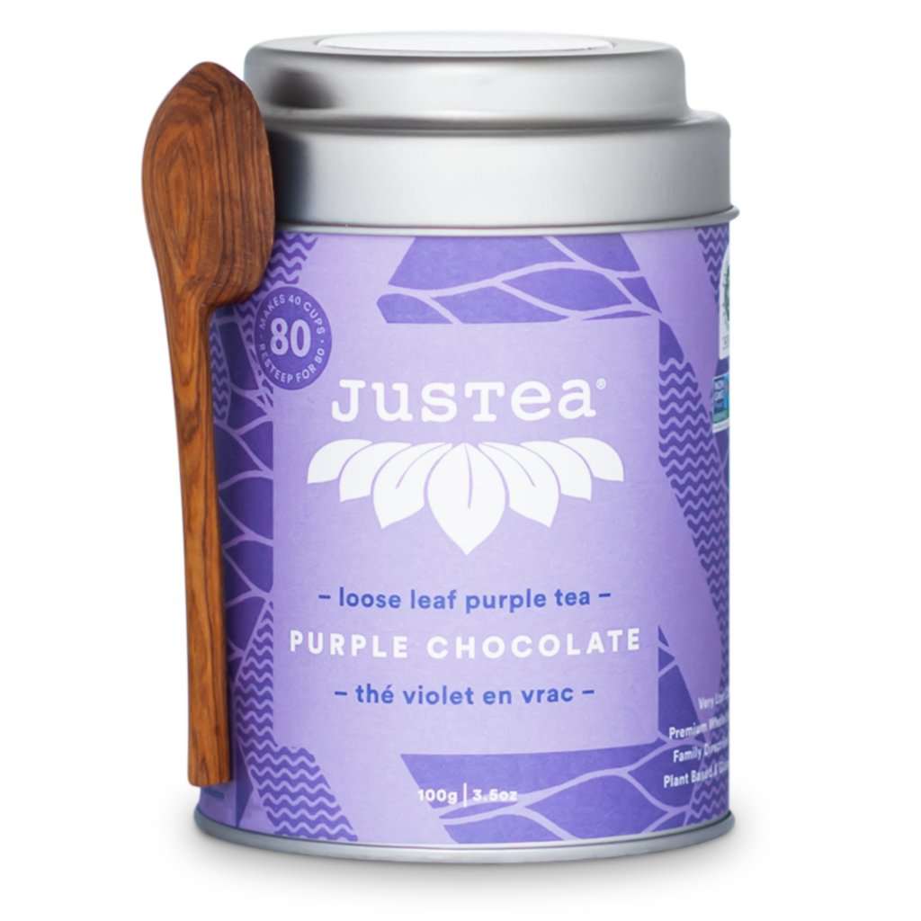 Tea- Purple Chocolate-Justea (Kenya)