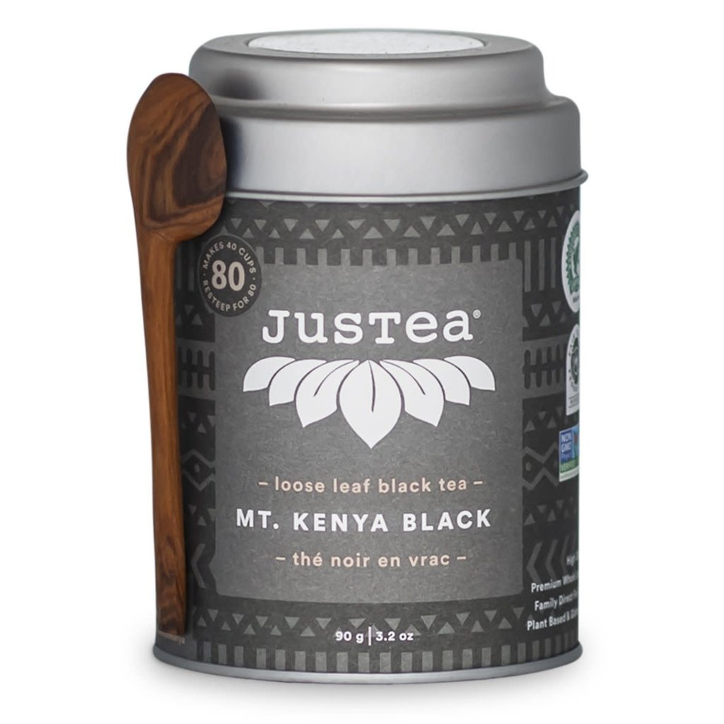 Tea- Mt. Kenya Black-Justea (Kenya)
