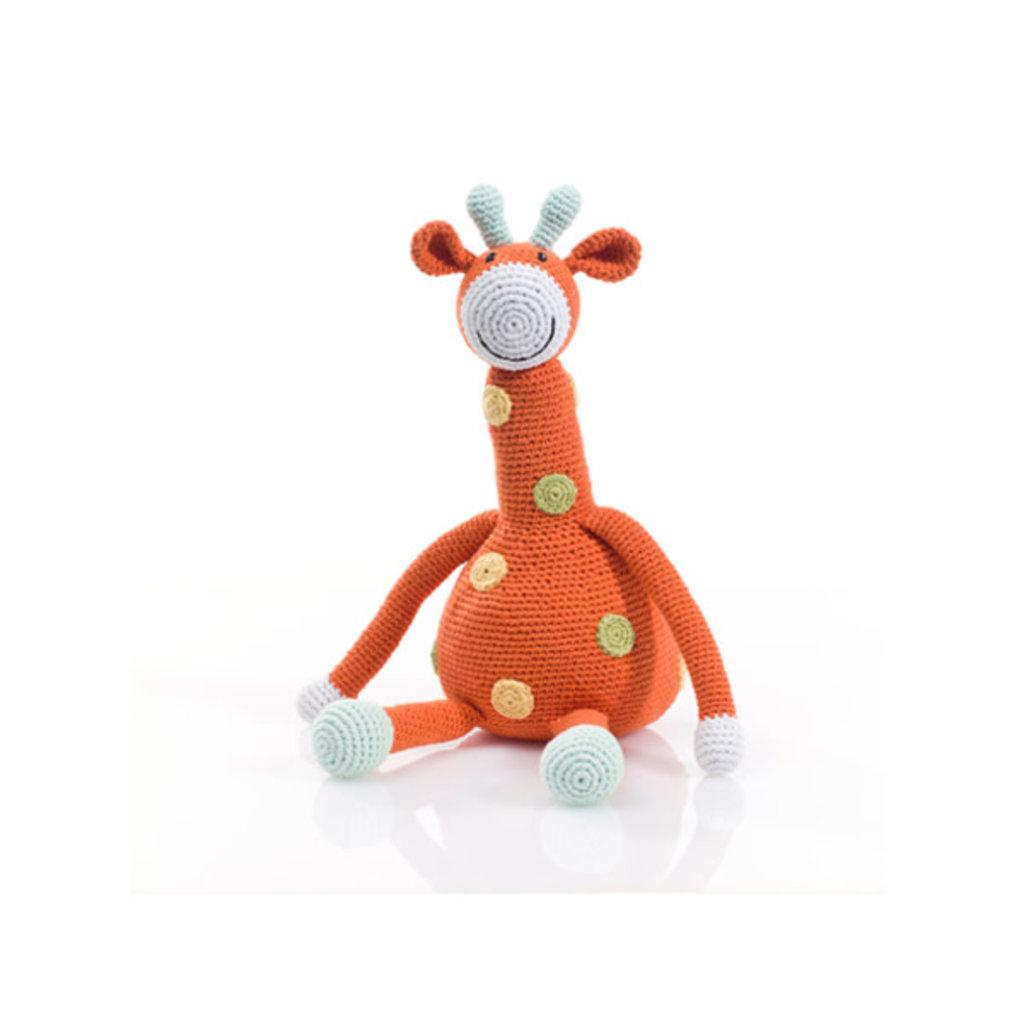 Giraffe- Orange-Pebble (Bangladesh)