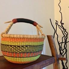 Bolga Basket- Round-Medium (Ghana)
