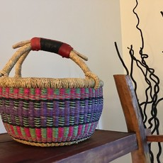 Bolga Basket- Round-Small (Ghana)