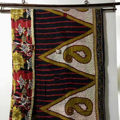 Kantha Throw  (Bangladesh)