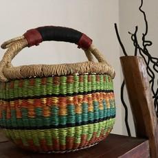 Bolga Basket- Round-Extra-Small (Ghana)