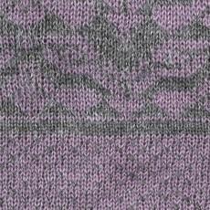 Beanie  Escher-Lavender-100% Baby Alpaca (Peru)