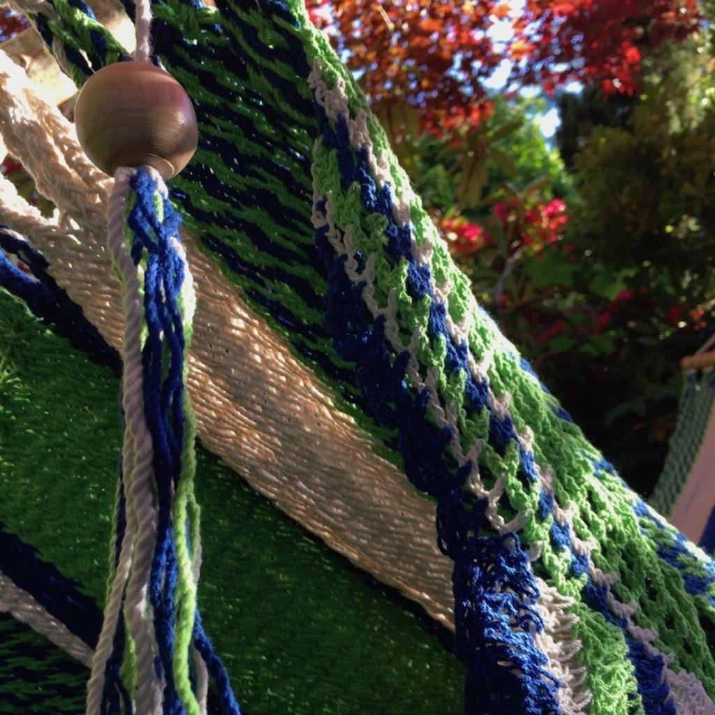 Hammock- Sunshade-100% Cotton (Nicaragua)