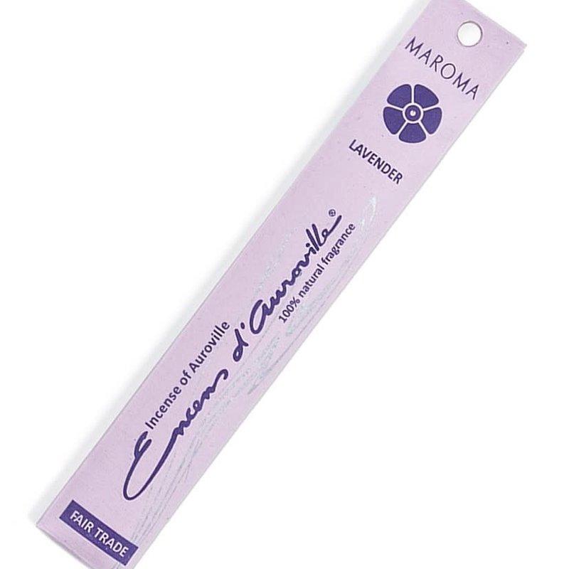 Incense- D'Auroville-Lavender (India)