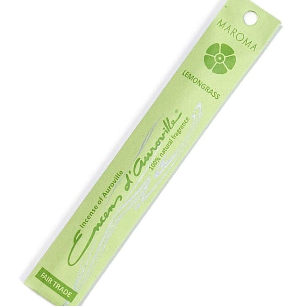 Incense- D'Auroville-Lemongrass (India)